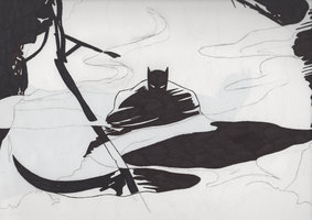 Batman: Year One (WIP) by gpnightowl96