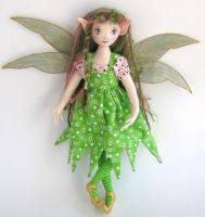 Spring Fairy - Anthea by fairiesnest