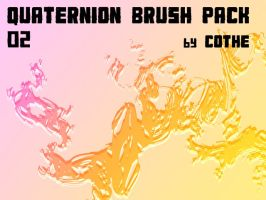 Quaternion Brush Pack 02 by cothe