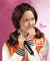 SNSD Yoona by JackieHaoTing