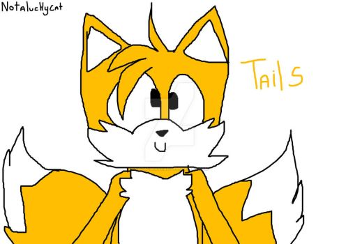 Tails by NotALuckyCat