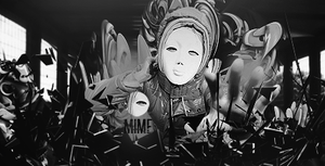 Mime BW by dOseeN
