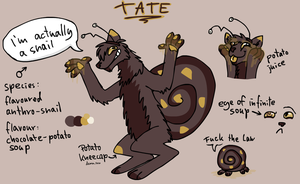 Tate Reference by TheGhoulAvenue