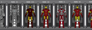 Iron Man 3 by vandersonmetal