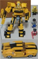 KRE-O 36421 Bumblebee by aim11