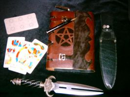 Book of Shadows by Ars-Antiqua