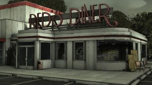 Red's Diner by ProfessorPwnage