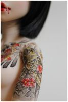 Irezumi II by Follow-the-Wind
