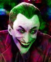 The Man who Laughs by Sonic1002