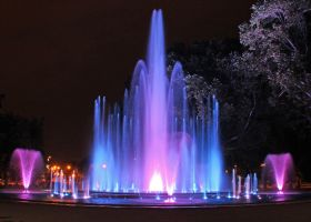 Fountain Magic 7 by AgiVega