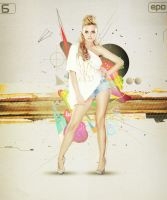 Alexandra Stan | LARGE ART | ePro \ sC by epro-creative
