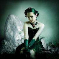 Loneliness by vampirekingdom