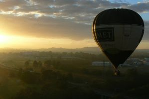 Hot Air Balloon II by SixDifferentWays89