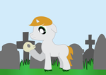 Graveyard Scene (Now with actual graveyard) by ARSwinton