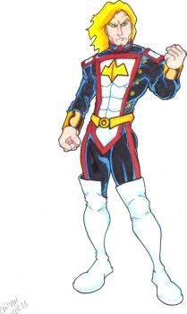 OC: Captain Miracle by FrischDVH