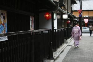 Japan: Traditional Kyoto by mogwai-puant