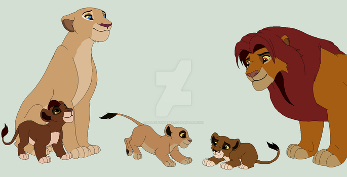 The gallery for --> Lion King 3 New Beginnings