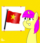 This Is Our Country Flag Children  by painterstar123456