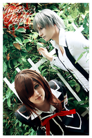 VampireKnight cosplay by HanaYubikiri