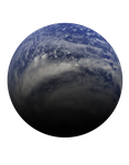 Blue Marble by GlenRoberson