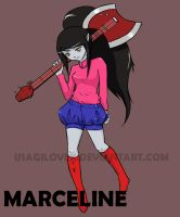 Marceline by UsagiLovex