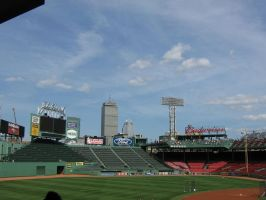 Boston and Fenway 2 by kkworker