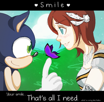 Smile by Donutaku