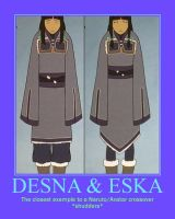 Legend of Korra S2: Korra's Cousins by worldends4me