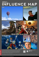Influence Map by gameover89