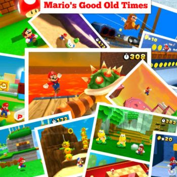 Mario's Good Old Times by NintendoUltraRuler