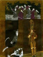 Plague Doctors Inc.  In Color by mmpratt99
