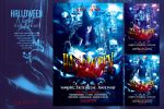 Halloween Night Flyer Template by ranvx54