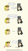 OP Answer the question, prude by ElectrikPinkPirate