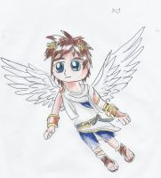 Chibi Pit by kanineious