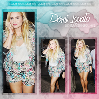 Photopack #553 ~Demi Lovato~ by juliahs1D