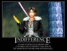 Dissidia - Indifference by TheFavs