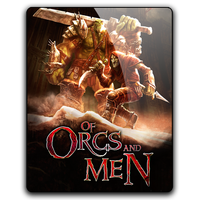 Of Orcs and Men Icon by dylonji