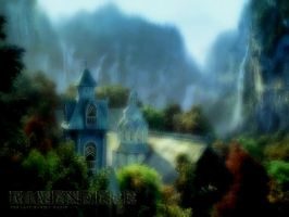Rivendell wallpaper by Estella-Brandybuck