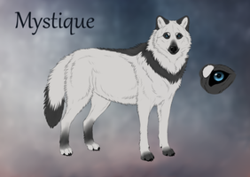 Mystique by TheMysticWolf