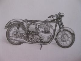 Norton Dominator by Anouk-Productions