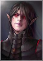 Blood Smirk by omupied