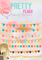 Pretty Flags by Waatt