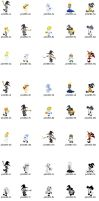 Halloween People Icon by atelier-bw