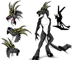 Black Fell Beast Revision by Legendary-Airliners