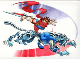 Strider by Chad73