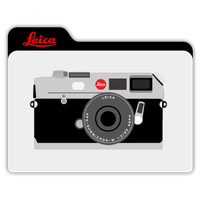 Leica Folder Yosemite by janosch500