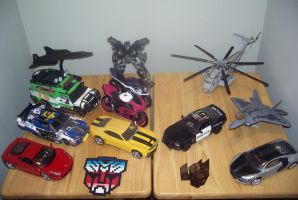 My Custom Models ''Transformers Addition'' by Arc-Caster135
