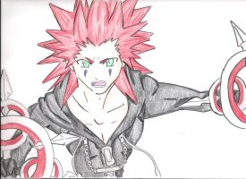 axel mad by gimmjowshime