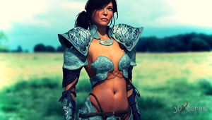 Ariadne, Armor by 3DXcentric
