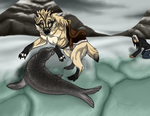 Sassy Seal: Rite of the Hunt by galianogangster